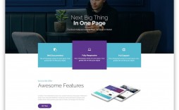 010 Phenomenal Website Template Html Cs Javascript Free Download Example  With Jquery Responsive Code