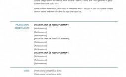 010 Rare Basic Resume Template Word Idea  Free Download 2020
