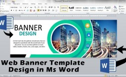 010 Rare Microsoft Word Banner Template High Resolution  Office For Free M Birthday