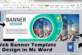 010 Rare Microsoft Word Banner Template High Resolution  Free M Birthday