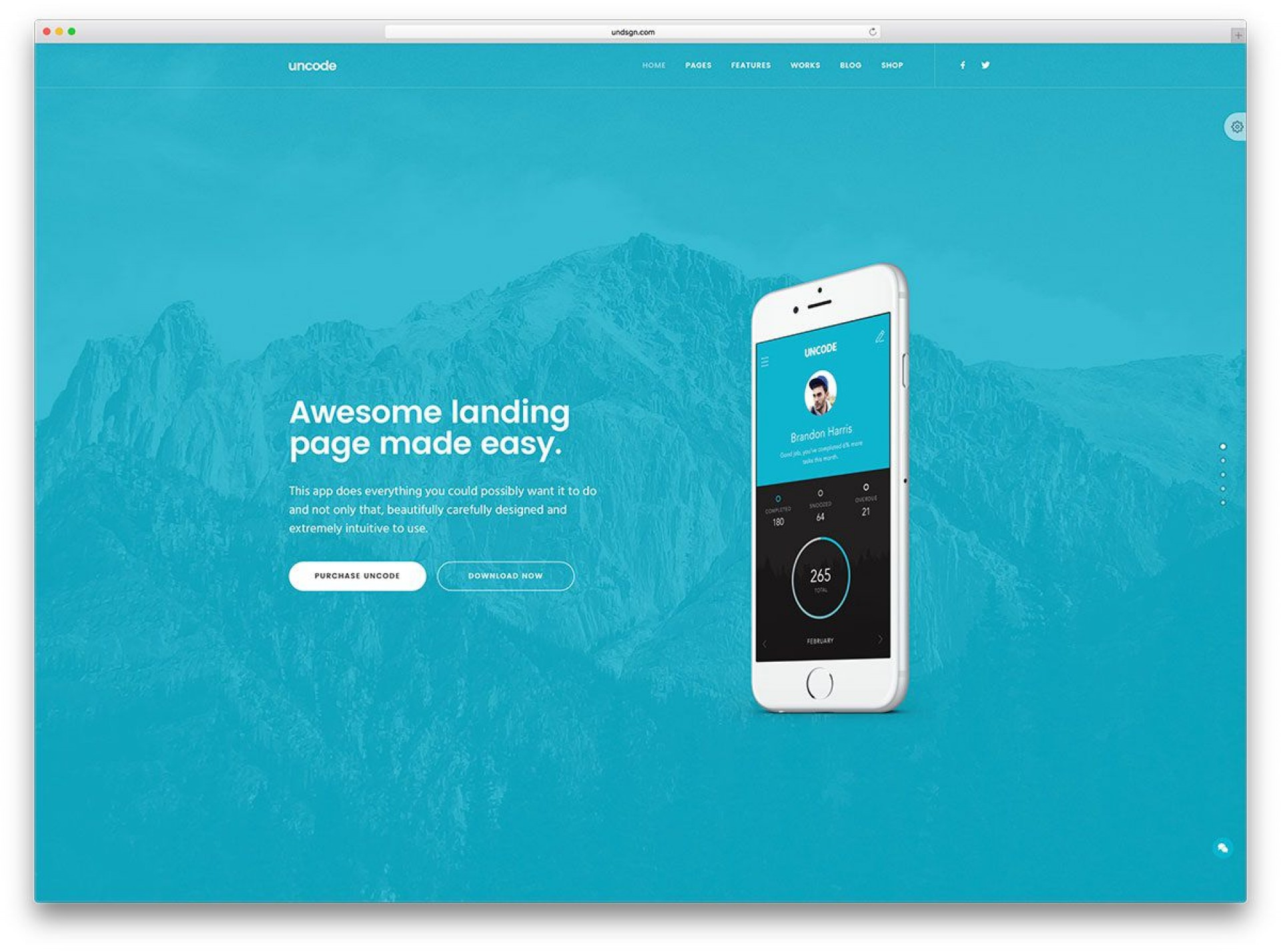 010 Rare One Page Website Template Free Download Wordpres Highest Clarity  Wordpress1920