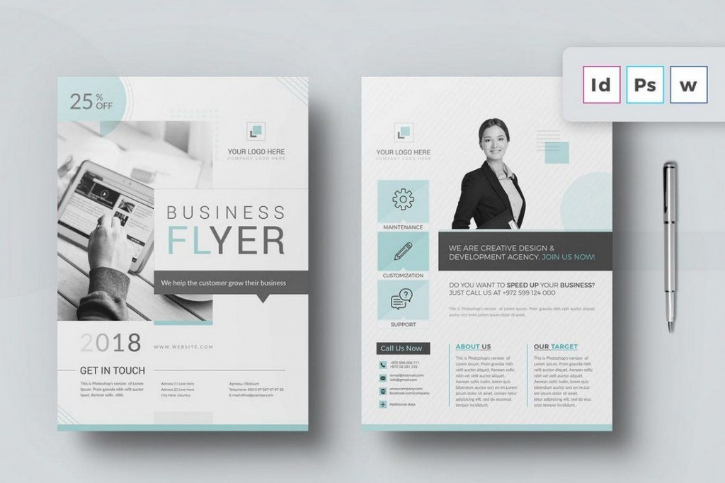 010 Remarkable Brochure Template For Word Concept  Online Layout Tri Fold MacLarge
