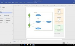 010 Remarkable Use Case Diagram Microsoft Visio 2010 Example