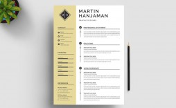 010 Sensational Cv Template Free Download Word Doc Idea  Editable Document For Fresher Student Engineer