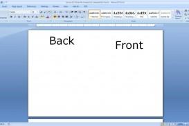 010 Sensational Microsoft Word Card Template High Resolution  Birthday Download Busines Free