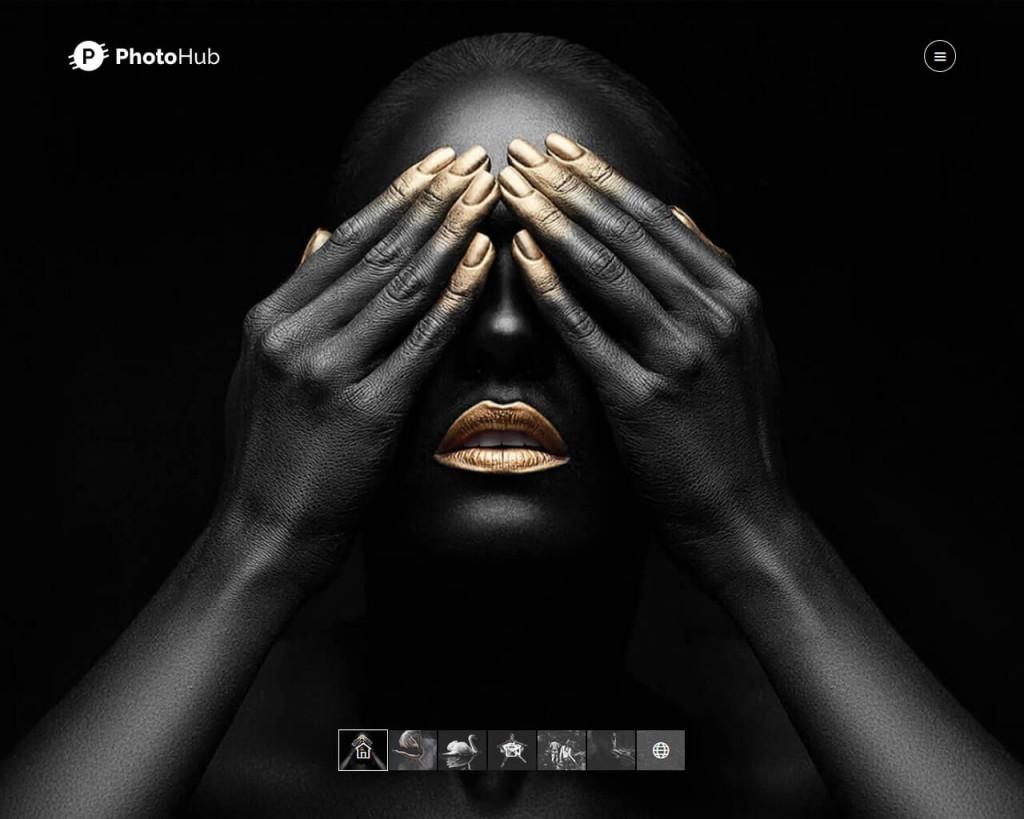 010 Sensational Website Template For Photographer Sample  Photographers Free Responsive Photography Php BestLarge