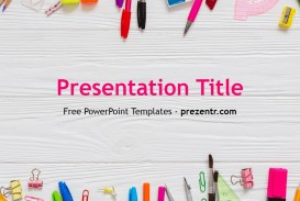 010 Simple Free Education Ppt Template Design  Powerpoint For Teacher Creative Download Professional