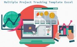 010 Simple Multiple Project Cost Tracking Template Excel Photo  Budget