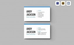 010 Simple Busines Card Template Microsoft Word High Resolution
