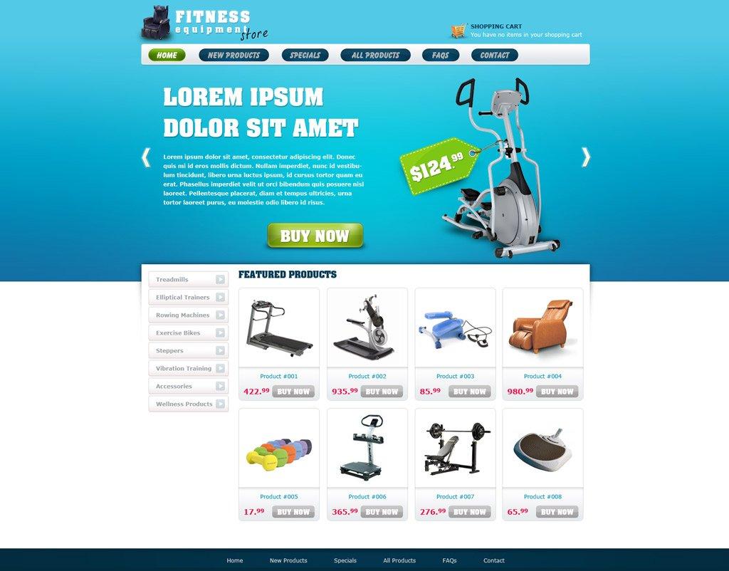 010 Singular Free E Commerce Website Template Image  Ecommerce Html Cs Bootstrap PhpFull