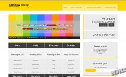 010 Singular Minecraft Website Template Html Free Download High Resolution