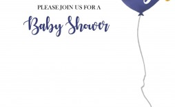 010 Staggering Free Baby Shower Invitation Template For Boy High Def