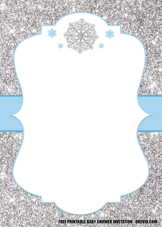 010 Stirring Free Baby Shower Invitation Template Editable Photo  Digital Microsoft WordLarge
