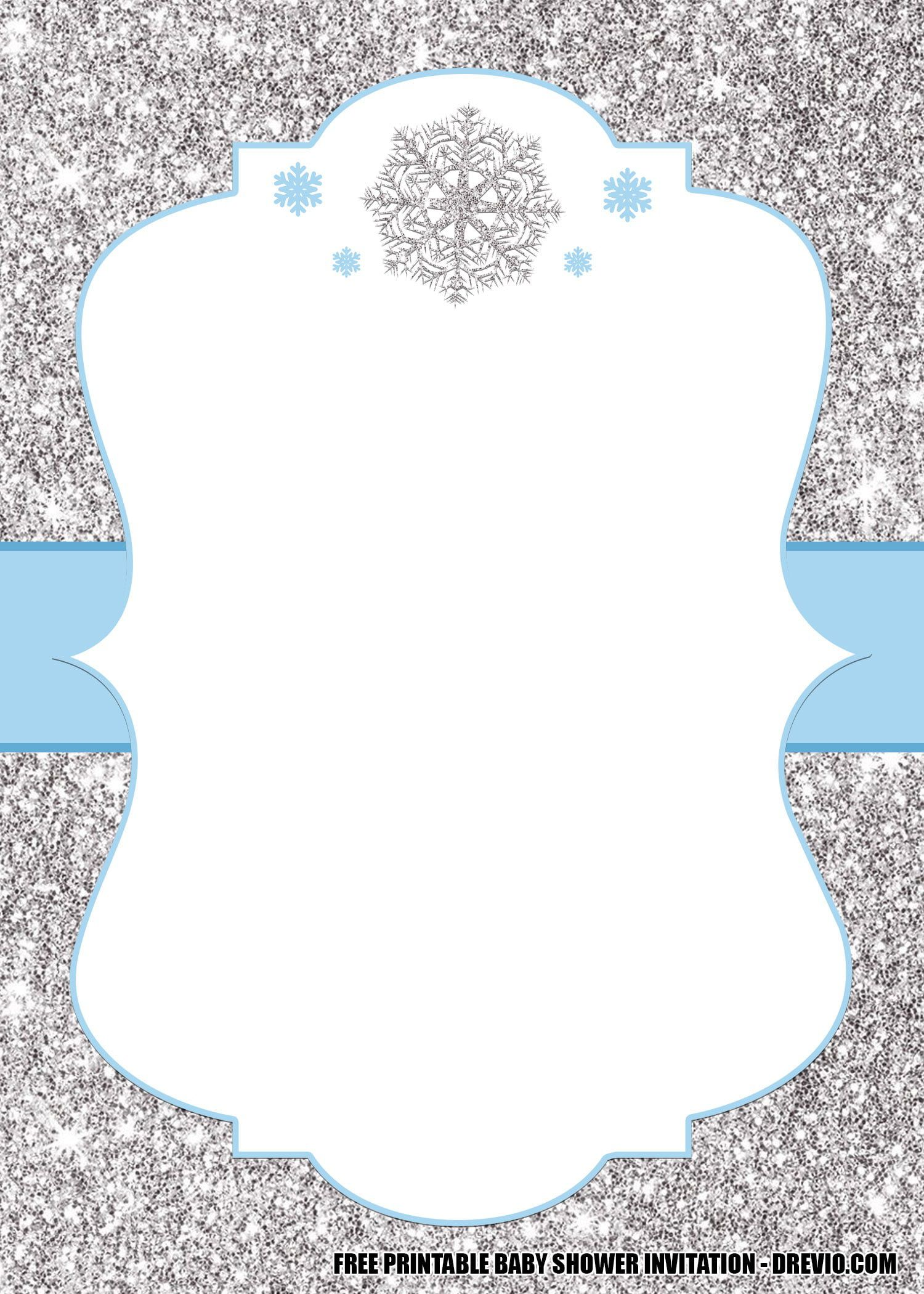 010 Stirring Free Baby Shower Invitation Template Editable Photo  Digital Microsoft WordFull