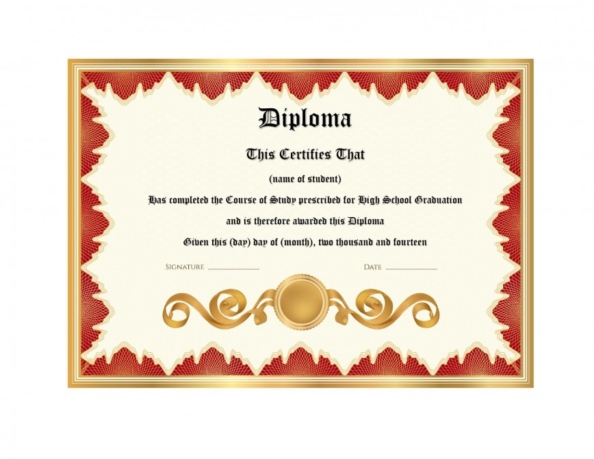 010 Stirring Free Diploma Template Download Image  Word Certificate Christma Gift Voucher