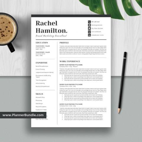 010 Stirring Student Resume Template Word Photo  Download College Microsoft Free480