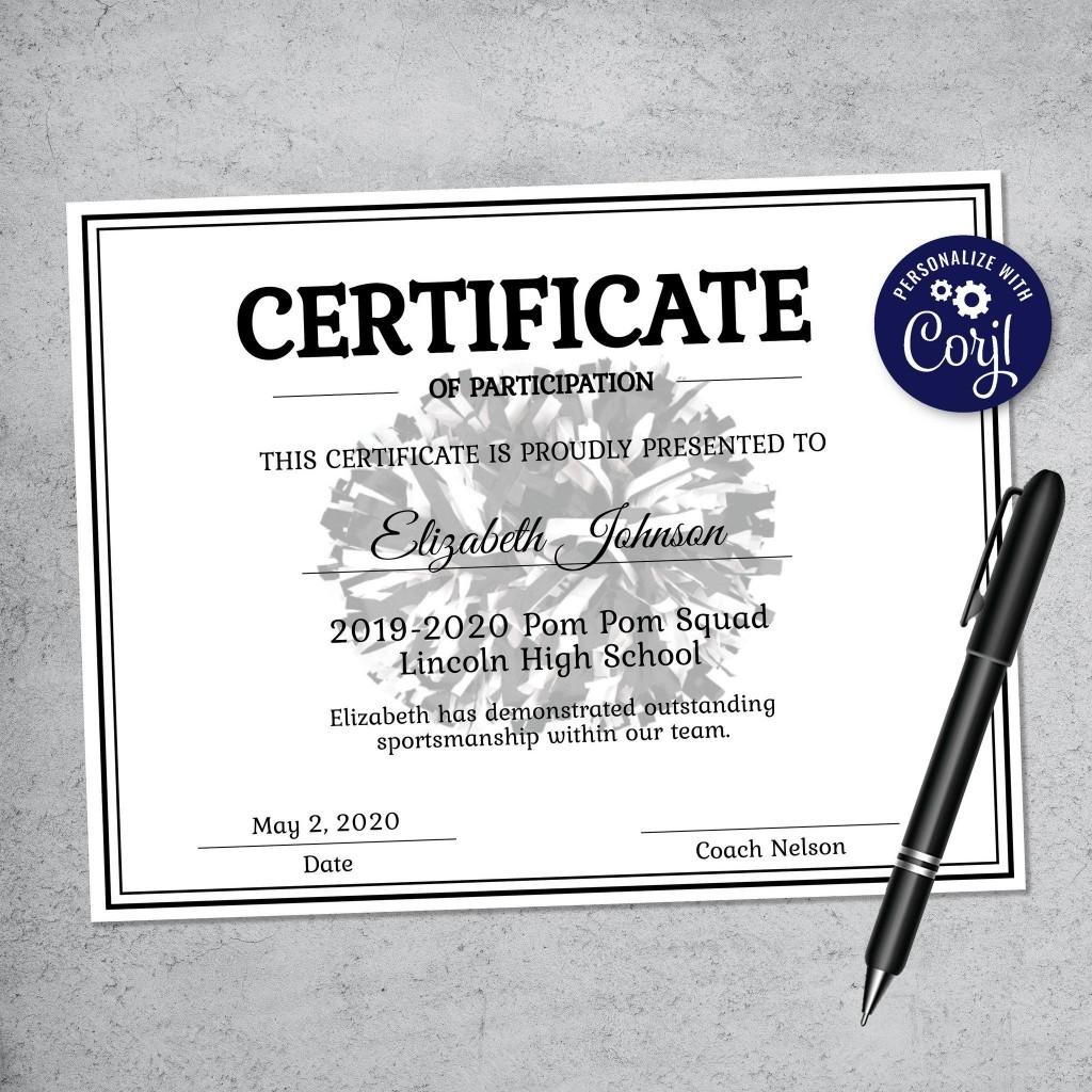010 Striking Free Printable Basketball Certificate Template Example  TemplatesLarge