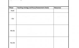 010 Striking Template For Lesson Plan Design  Plans Pdf High School Sample