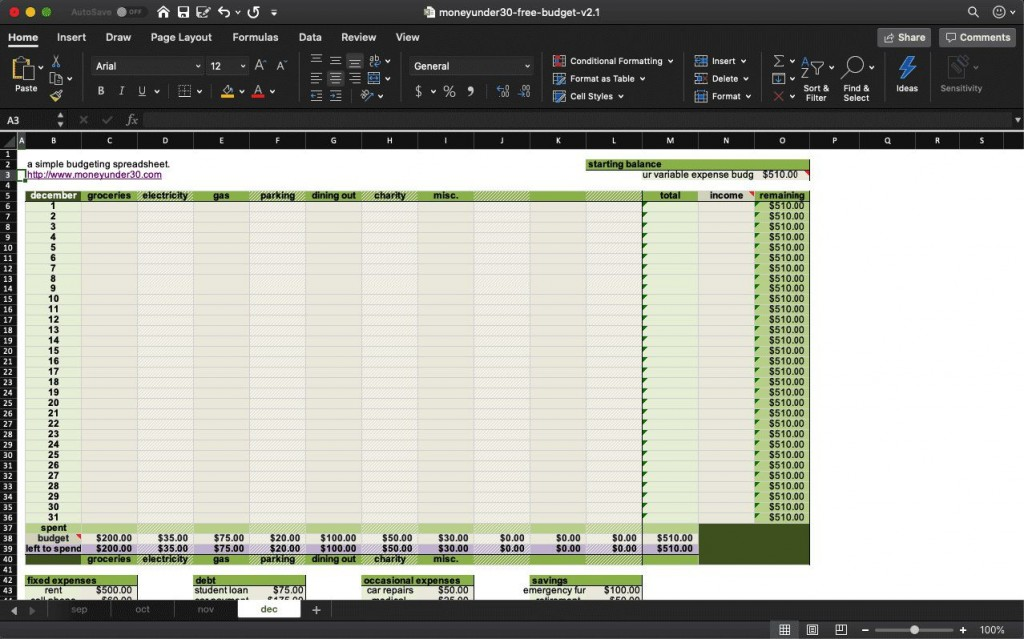 010 Stunning Annual Busines Budget Template Excel Inspiration  Small FreeLarge
