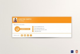 010 Stunning Email Signature Format For Outlook High Resolution  Example Template Microsoft