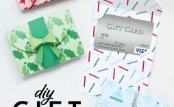 010 Stunning Gift Card Envelope Template Idea  Templates Voucher Diy Free Printable
