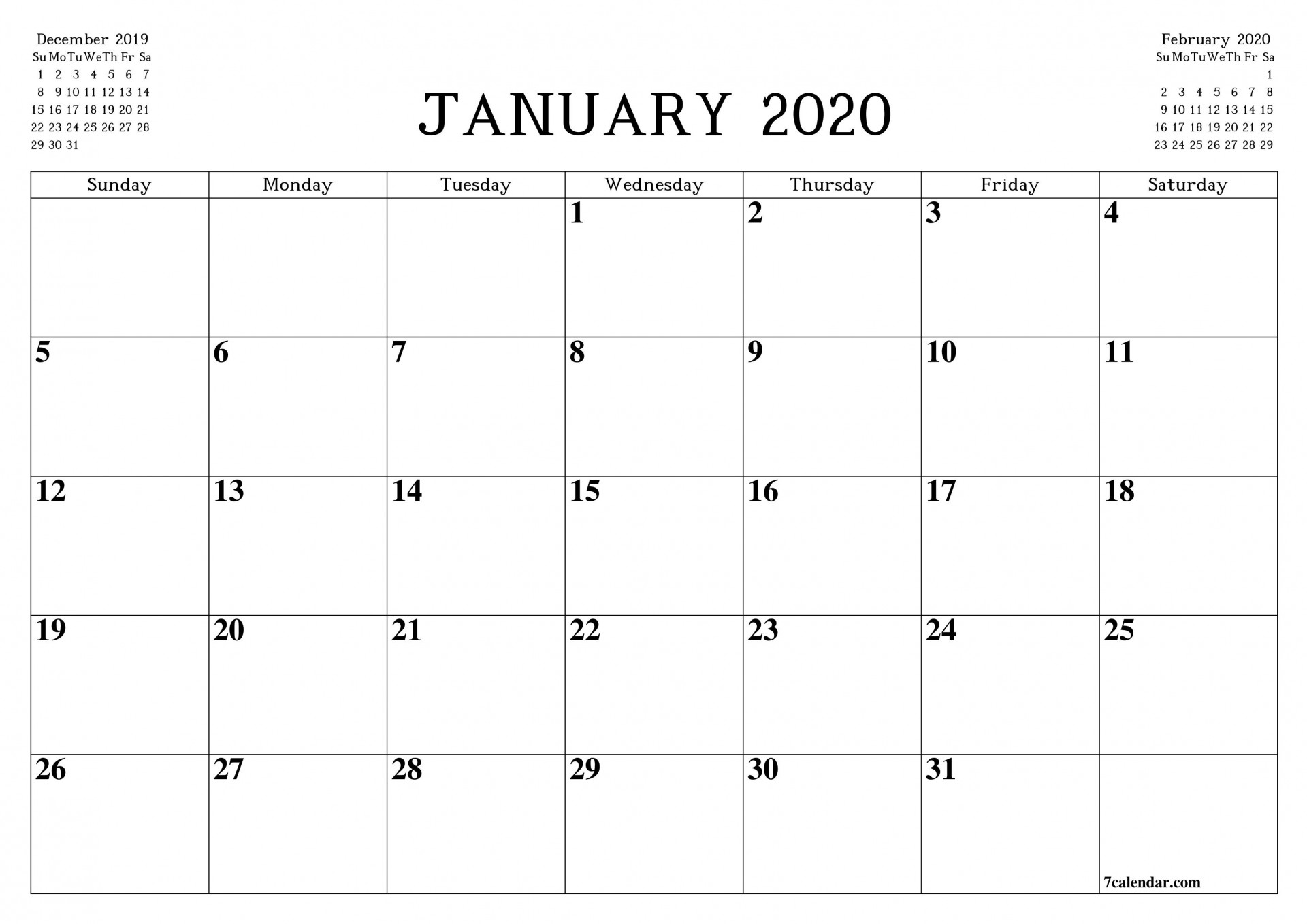 010 Stupendou Blank Monthly Calendar Template Pdf Idea  2019 Printable1920