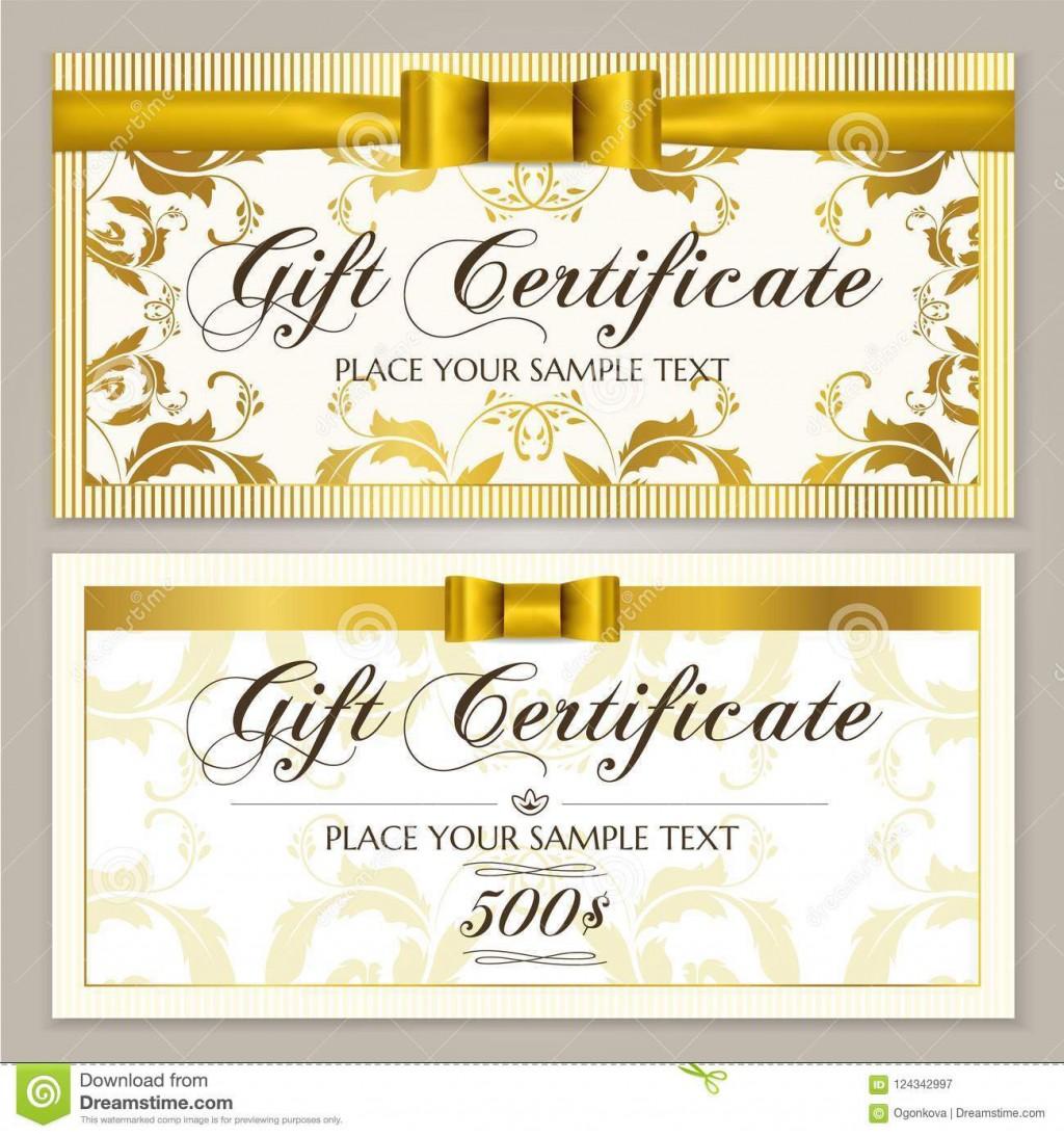 010 Surprising Restaurant Gift Certificate Template High Resolution  Templates Card Word Voucher FreeLarge