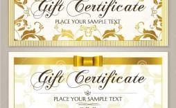 010 Surprising Restaurant Gift Certificate Template High Resolution  Templates Card Word Voucher Free
