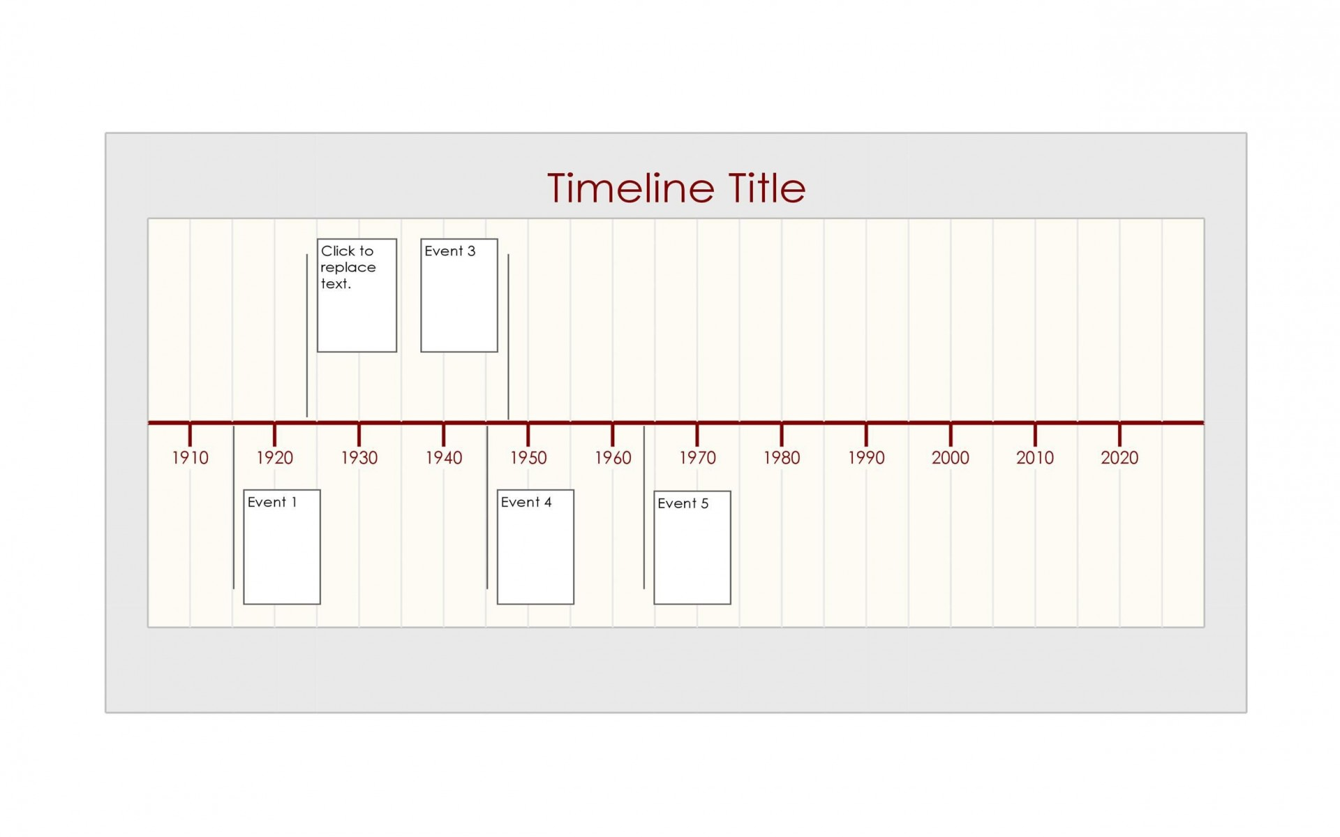 010 Top Timeline Template In Word Highest Clarity  2010 Wordpres Free1920