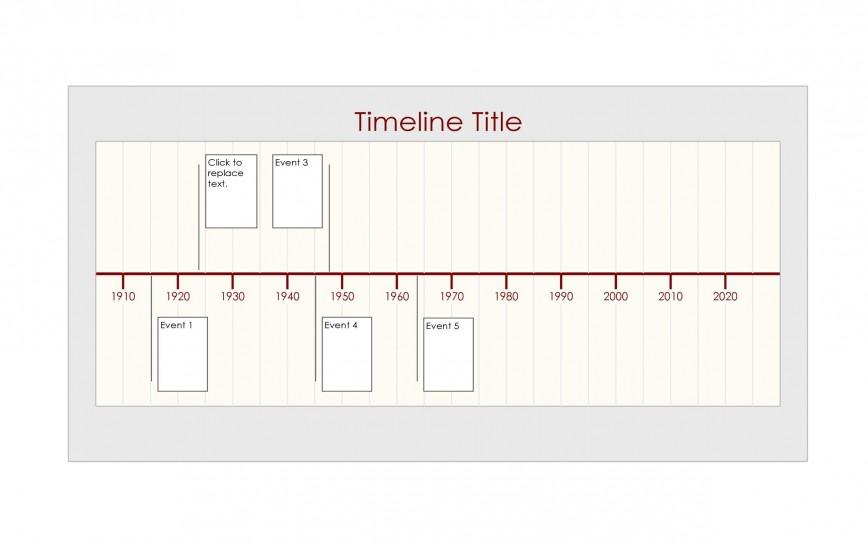 010 Top Timeline Template In Word Highest Clarity  Vertical Free Download Wordpres