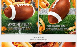 010 Unbelievable Free Tailgate Party Flyer Template Download High Def