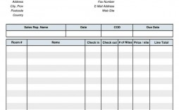 010 Unbelievable Hotel Invoice Template Excel Free Download Idea