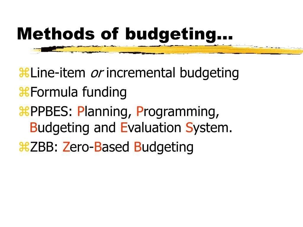 010 Unbelievable Line Item Budget Formula Photo Large