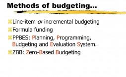 010 Unbelievable Line Item Budget Formula Photo