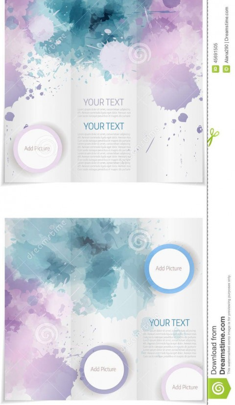 010 Unbelievable M Word Tri Fold Brochure Template Highest Clarity  Microsoft Free Download480