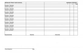 010 Unique Middle School Report Card Template Pdf High Definition