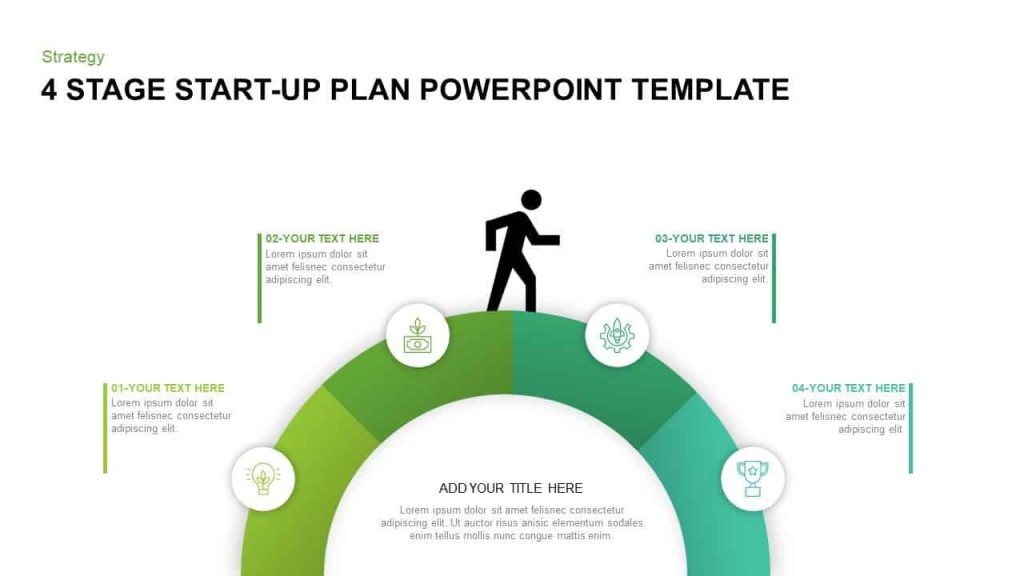 010 Unique Startup Busines Plan Template Ppt Highest Clarity  FreeLarge