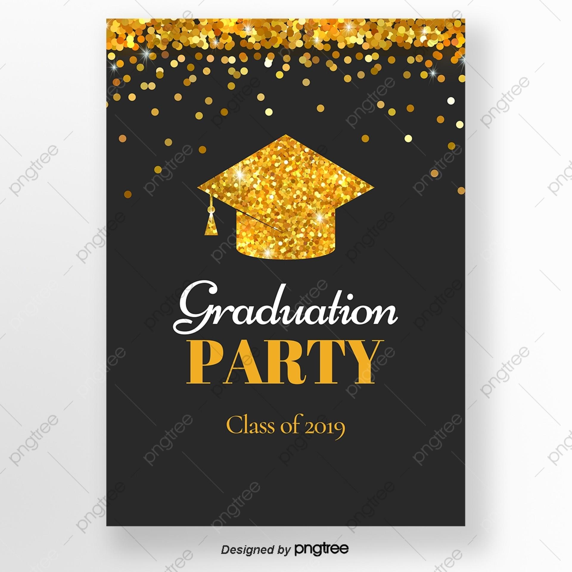 010 Unusual Graduation Party Invitation Template Photo  Microsoft Word 4 Per Page1920