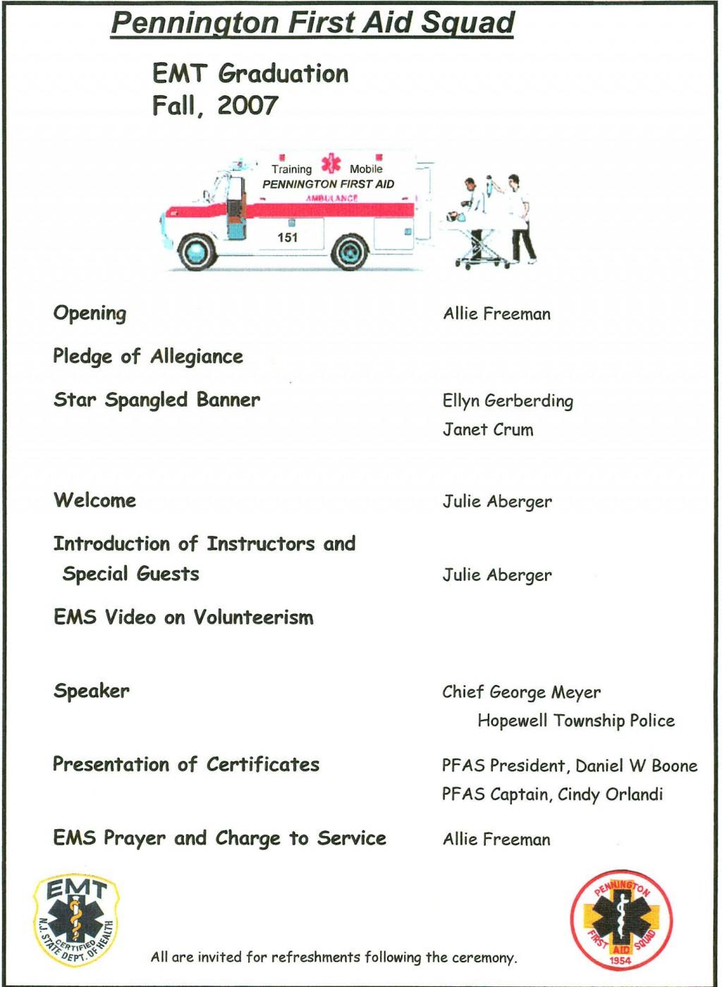 010 Unusual Preschool Graduation Program Template Idea  Templates Free Printable PdfLarge