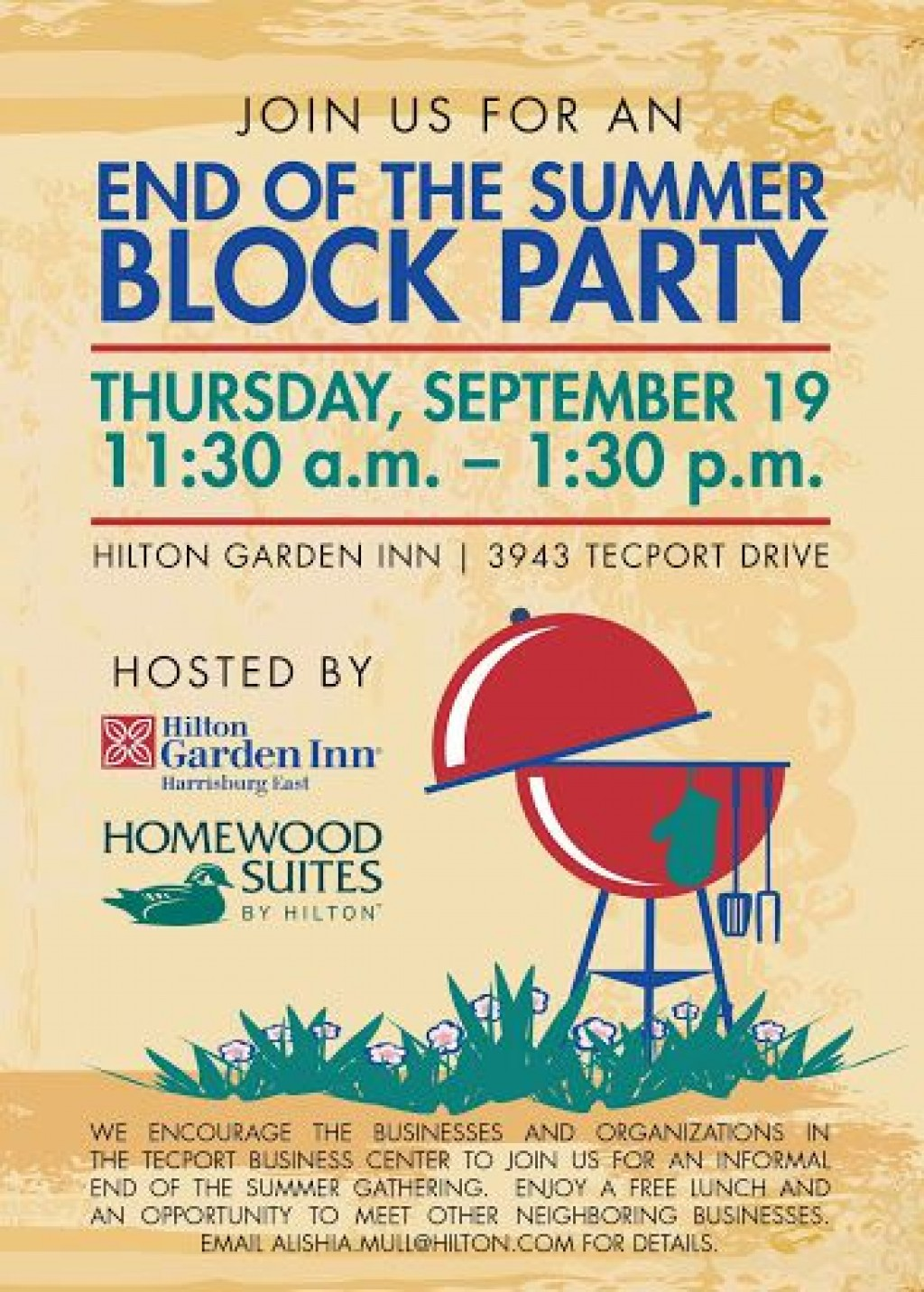 010 Wonderful Block Party Flyer Template Photo  TemplatesLarge