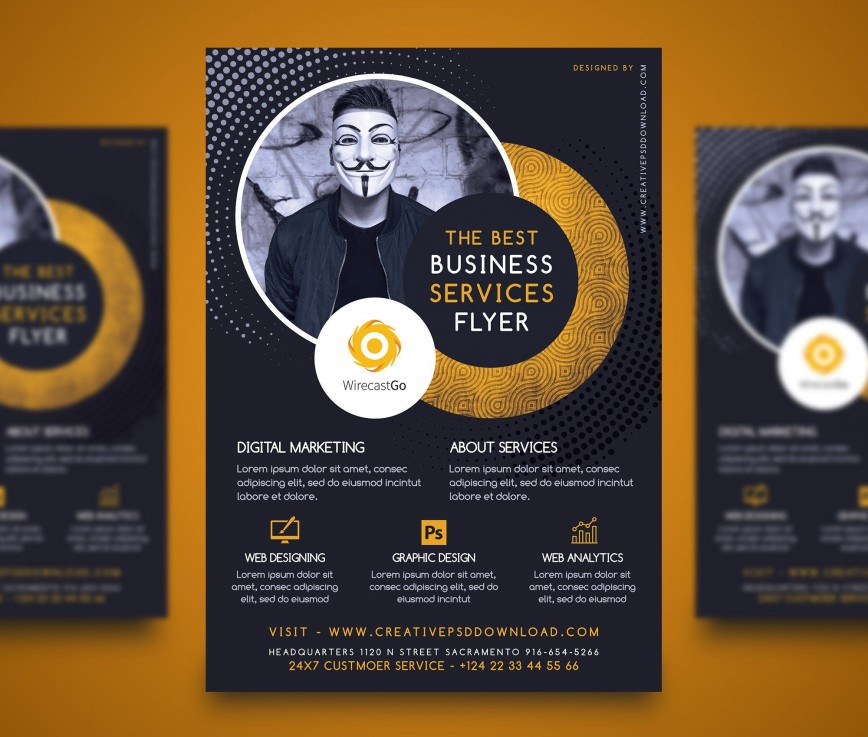 010 Wonderful Free Download Flyer Template Picture  Photoshop For Microsoft Word Downloadable Publisher868