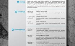 010 Wondrou Download Free Resume Template Word 2018 Idea