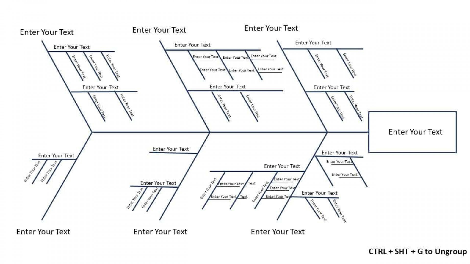 010 Wondrou Free Fishbone Diagram Template Microsoft Word High Resolution 1920