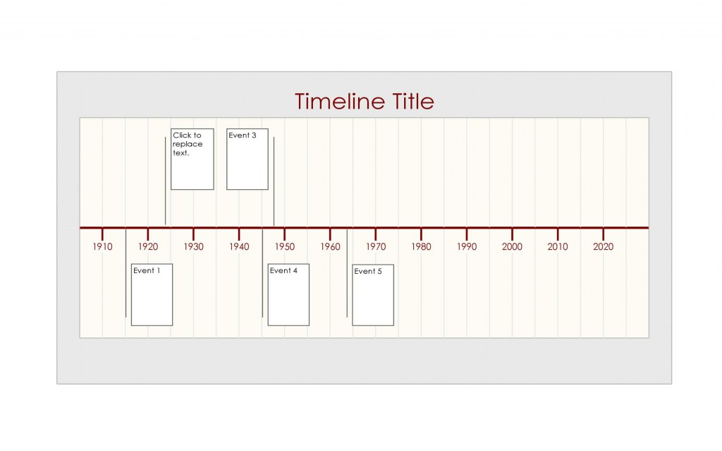 011 Awful Free Timeline Template Word Sample  Doc VerticalLarge