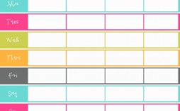 011 Awful Meal Plan Calendar Template Design  Excel Weekly 30 Day