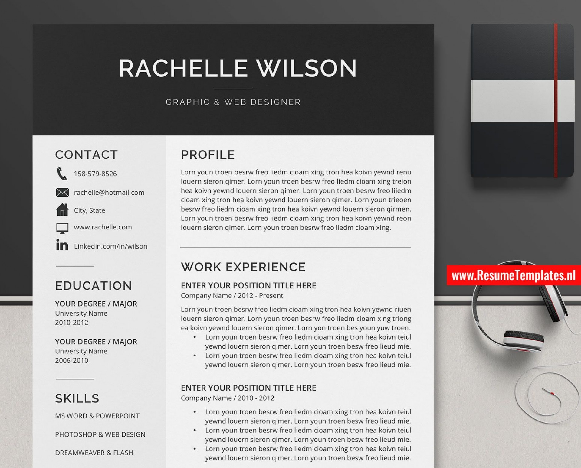 011 Dreaded Microsoft Word Resume Template 2020 Highest Quality  Free1920