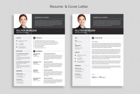 011 Fantastic Word Resume Template Free Download Inspiration  M Creative Curriculum Vitae Cv