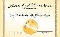011 Frightening Certificate Of Recognition Template Word High Def  Award Microsoft Free