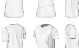 011 Frightening T Shirt Template Design High Def  Psd Free Download Editable
