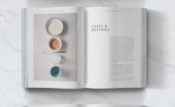 011 Remarkable Create Your Own Cookbook Free Template Sample  Templates